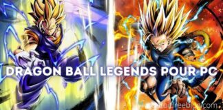 DRAGON BALL LEGENDS POUR PC