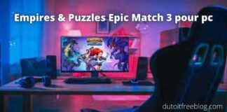 Empires & Puzzles Epic Match 3 pour pc