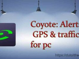 Coyote: Alerts, GPS & trafficfor pc