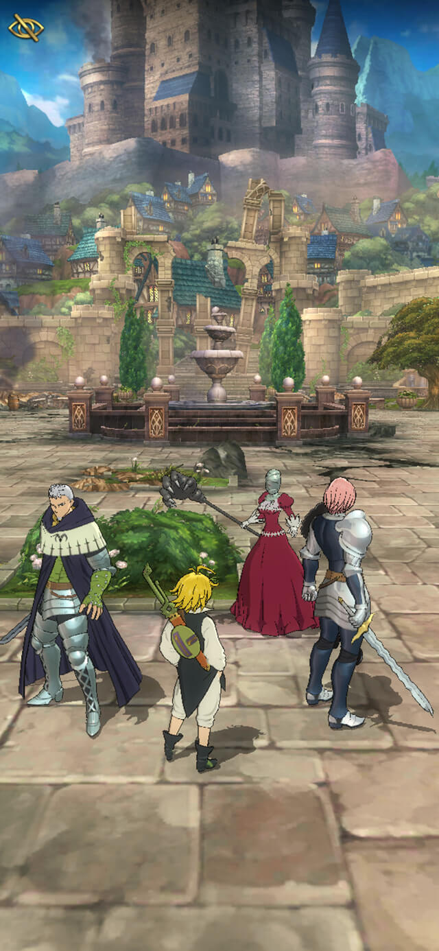 The Seven Deadly Sins game for pc