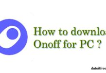Onoff for PC