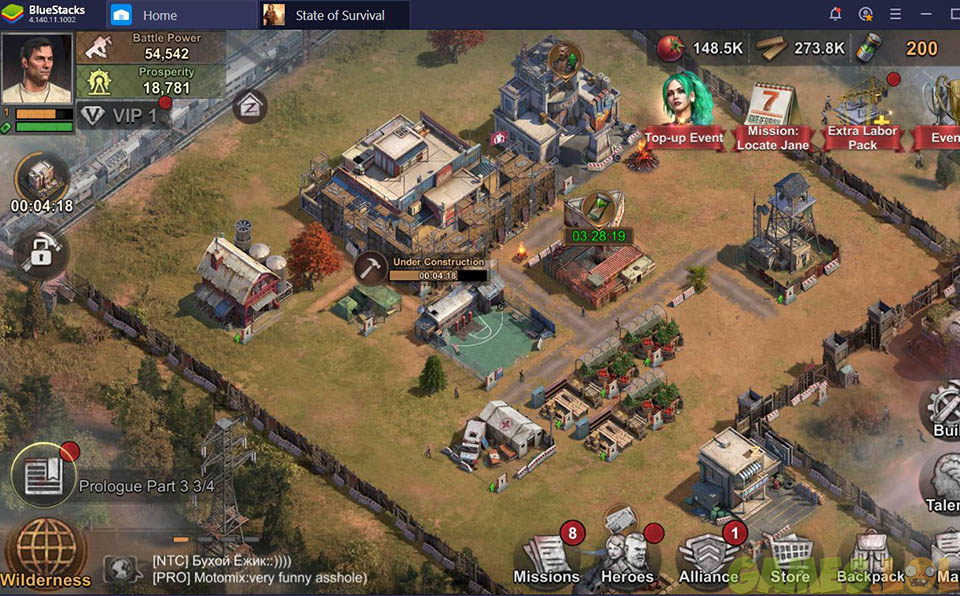 State of survival pc
